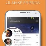 Finding Friends with QQ Mobile